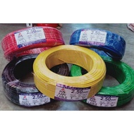 SIRIM APPROVAL MPC CABLE 2.5MM PURE CABLE WIRING CABLE