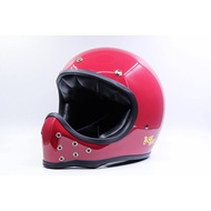 《King2》Blade Rider Helmet 山車帽 全罩 輕量安全帽 復古帽  內襯全可拆