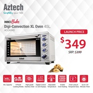 Aztech ACO6845 Digi-Convection XL Oven