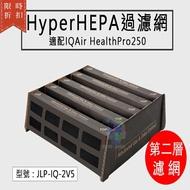 【尋寶趣】第二層-V5-Cell活性炭過濾網 適配IQAir HealthPro250 空氣淨化器 JLP-IQ-2V5