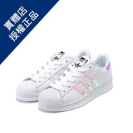 ADIDAS SUPERSTAR J 雷射 女鞋 AQ6278
