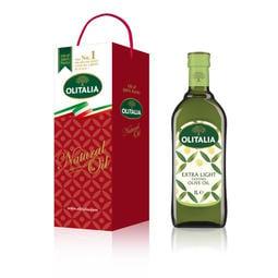 Olitalia 奧利塔精緻橄欖油禮盒組(1000mlx1瓶)