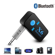 Bluetooth Adapter 3 in 1 Wireless 4.0 Bluetooth Receiver USB 3.5mm Audio Jack