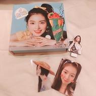 (IRENE set )Red Velvet summer magic 特別版 限量版 專輯 小卡 透卡 插卡