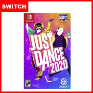 【Nintendo 任天堂】NS Switch Just Dance 舞力全開 2020 (中文版)
