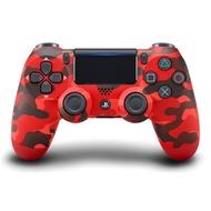 【台灣公司貨】 PS4週邊 SONY原廠 新款無線控制器 無線手把 迷彩紅 【CUH-ZCT2G】台中星光電玩
