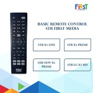 Remote First media: Basic Remote STB / Smart Box First Media