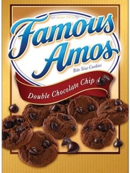 Famous Amos Chocolate Chip Cookies (Double Chocolate Chip)