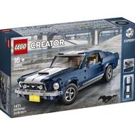 限大安區面交 限面交 全新未拆 現貨 正版 LEGO 10265 福特野馬