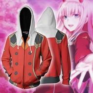 Long Sleeve Hoodies Sweatshirt Anime Cosplay Hoodies