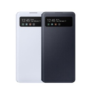 【SAMSUNG 三星】Galaxy A71 5G 原廠透視感應皮套(台灣公司貨)