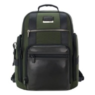 【TUMI】ALPHA BRAVO SHEPPARD簡約後背包(適用15吋筆電/軍綠)