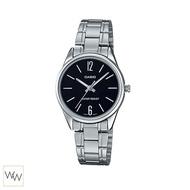 ✸✹  ของแท้ นาฬิกาข้อมือ Casio ผู้หญิง รุ่น LTP-V005 สายสแตนเลส