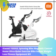 Xiaomi YESOUL Spinning Bike Magnetic Control Home Ultra-Quiet Exercise Bike Indoor Weight Loss Fitness Equipment M1