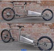 Titanium cargo จักรยานกรอบ coupler,custom titanium กระเป๋าเดินทาง,ถูกกว่า titanium สินค้า carrier กรอบ