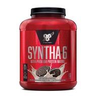 BSN - Syntha-6 乳清蛋白粉 5磅 - 曲奇忌廉
