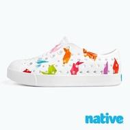 【native】JEFFERSON PRINT 小童鞋(摺紙白)