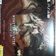 PS4 PRO火龍魔物同捆機