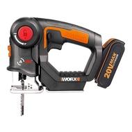 【WORX 威克士】20V 鋰電變形金剛軍刀鋸/線鋸機-雙電池套裝組(WX550.1)