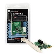 EC01-P USB3.0 2-Port擴充卡