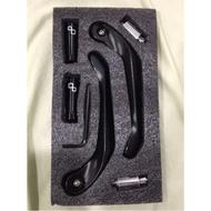 鋁合金CNC牛角護弓  輕擋 重機 七色 R3 rc390 gsxr150 通用款 目前有現貨