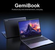 CHUWI 2021 GEMIBOOK 13inch 2K Full laminated display J4115 12GB RAM 256GB SSD NVME 6-8hours battery FULL Metal SLIm design 180 degree Flip laptop Notebook  ( 1 year local malaysia warranty) ( ready stock)
