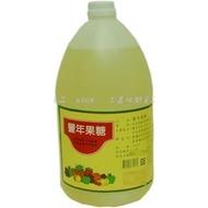 【吉嘉食品】豐年果糖.每罐5公斤230元{CV13:1}不適用於超商取貨
