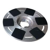 石材機鋁製研磨盤/石材機/鋁製勾盤/打腊機/打蠟機/研磨盤/勾盤/自轉研磨盤/鋁合金研磨盤/針座勾盤