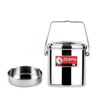 斑馬牌 304不銹鋼新型提鍋 12CM 14CM 16CM  調理鍋 不鏽鋼鍋 斑馬便當盒 調理碗 提鍋 湯鍋 非防溢提鍋