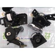 【 汽批嚴選 】(1台4只) 豐田 RAV4 08-12年 PREVIA 全車份 引擎腳 引擎托架 引擎支架 台製新品