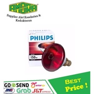 Philips Infrared 150w Bulb / 150w Philips Infrared Therapy Lamp