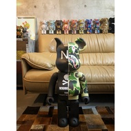 BAPE Neighborhood NBHD Be@rbrick bearbrick 1000% bathing ape