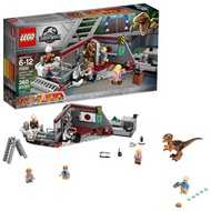 Lego Jurassic World Jurassic Park Velociraptor Chess 75932