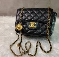 ใหม่ล่าสุด กระเป๋าสะพาย Chanel Classic Mini 7นิ้ว