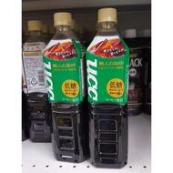 UCC】無糖咖啡飲料900ml*12入(日本人氣即飲黑咖啡) 宅配免運