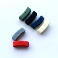 多彩色橡膠錶帶圈 22MM 適配Garmin佳明approact S6 S5 錶帶活動圈 錶扣環 錶帶配件 235