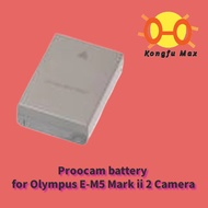 Proocam Battery for Olympus E-M5 Mark ii 2 Camera (BLN-1)