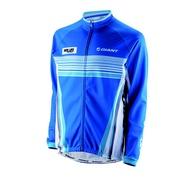 全新 公司貨 捷安特 GIANT STREAK 長袖刷毛車衣 自行車衣 藍色