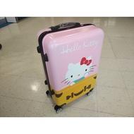 全新24吋Kitty行李箱 桂格養氣人蔘贈品 便宜賣 1000含運