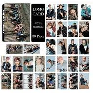 BTS Bangtan Boys WINGS YOU NEVER WALK ALONE Photo Album LOMO Cards New Fashion Self Made Paper Card HD Photocard LK449