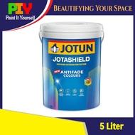 Jotun Jotashield AntiFade Exterior Wall Paint - Cat Luar Dinding Rumah 5L - 5 Liter