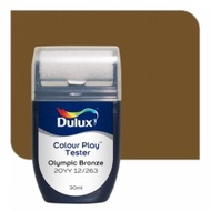 Dulux Colour Play Tester Olympic Bronze 20YY 12/263