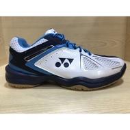 【MAZGO】YONEX SHB35系列 男女款羽球鞋 專業羽球鞋 膠底鞋 羽球鞋 YY 優乃克 藍色 SHB35EX