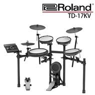 立昇樂器 Roland TD-17KV TD-17 V-Drums 電子鼓 公司貨 可搭配 PM100 PM200 音箱