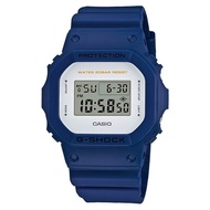 Casio G-Shock Standard DW-5600M-2JF Men Blue Dial Digital Resin Strap