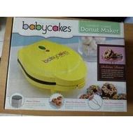 二手美國甜甜圈機 babycake Donut Maker