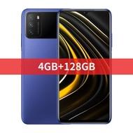 "M3 Global Version 4GB + 128GB Xiaomi สมาร์ทโฟน Snapdragon 662 Octa Core 6.53 ""FHD + จอแสดงผล48MP AI Triple กล้อง"