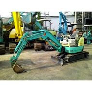 日本外匯挖土機YANMAR VIO15-2,配管,操作轉換,鐵履帶(挖土機,中古挖土機,二手挖土機,中古怪手)