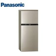 【展示品】Panasonic 130公升雙門變頻冰箱 NR-B139TV-R【福利品】                             免費標準安裝定位