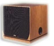 美國 LOGIC 邏輯之音 SUB-80A 乾烤漆系列 主動式超低音喇叭(頂級雀眼楓木原木乾烤漆版本)